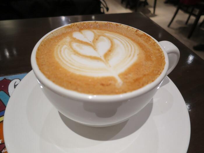 そして、そんなUrth Cafféのチャイは濃厚な口当たりがとっても美味しい一品です。また、トッピングでタピオカを入れることもできますので、タピオカ好きも要チェックです♡