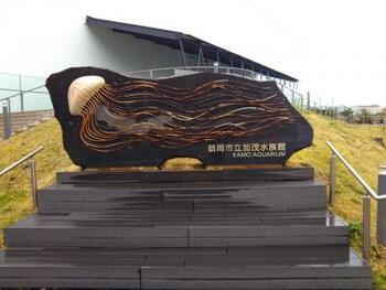 全国でも力を入れている水族館が多いクラゲ展示ですが、山形県・加茂水族館にある直径5mのクラゲドームシアターは、一見の価値があります。