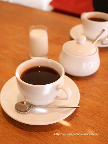 コーヒー豆は渋谷「FuglenTokyo」から取り寄せています。
