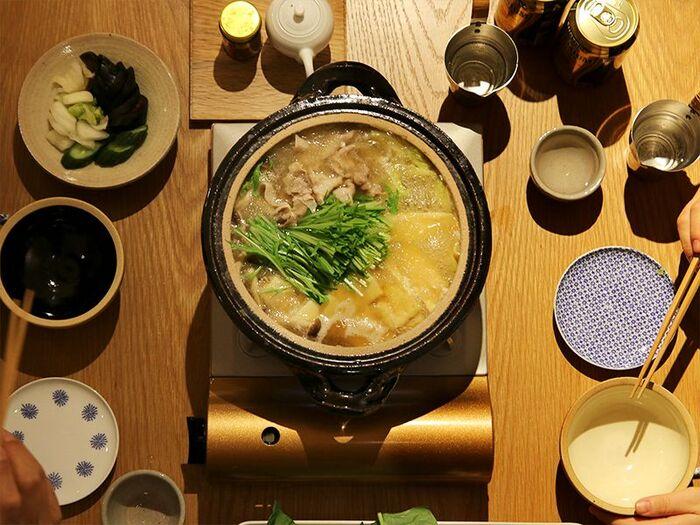 あったか「お鍋」でほっこり。「土鍋」の特徴と選びかたをおさらい