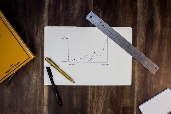 WILL・CAN・MUSTを考える前に、ライフチャートを作ることからはじめます。縦の軸を満足度、横の軸を年齢として、仕事に対しての満足度を書き込んでいきます。就職・転職・結婚・出産などライフイベントも一緒に書き込んでおくとわかりやすいですね。