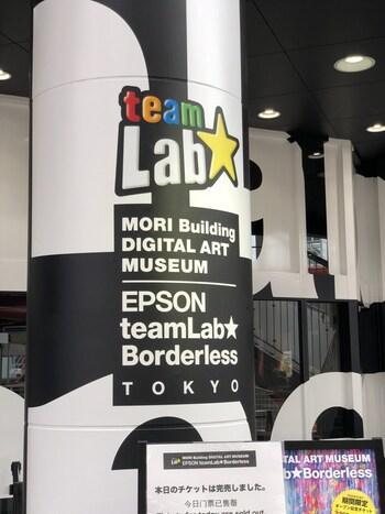 最新のデジタル技術を使ったアート作品を多数発表している「チームラボ」が展開する、境界のないアートを展示しているミュージアムです。森ビルと名前がついていますが、お台場のパレットタウン2階にある施設ですので、間違えて六本木に行かないよう注意してくださいね。