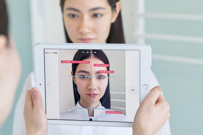 新たに開発した独自の技術によって、顔の動きを撮影した動画から肌三層(表皮、真皮、皮下組織)の状態を知ることが可能になりました。5年後・10年後のために、今から高めておくとよいお肌の力までもを教えてくれます。