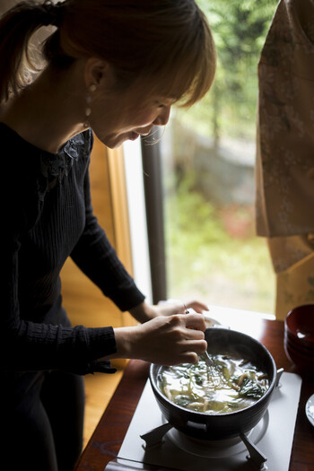 精進料理と言っても、お味噌汁やおにぎりなど普段私たちになじみのあるメニューなので、気負わずにチャレンジできますよ◎