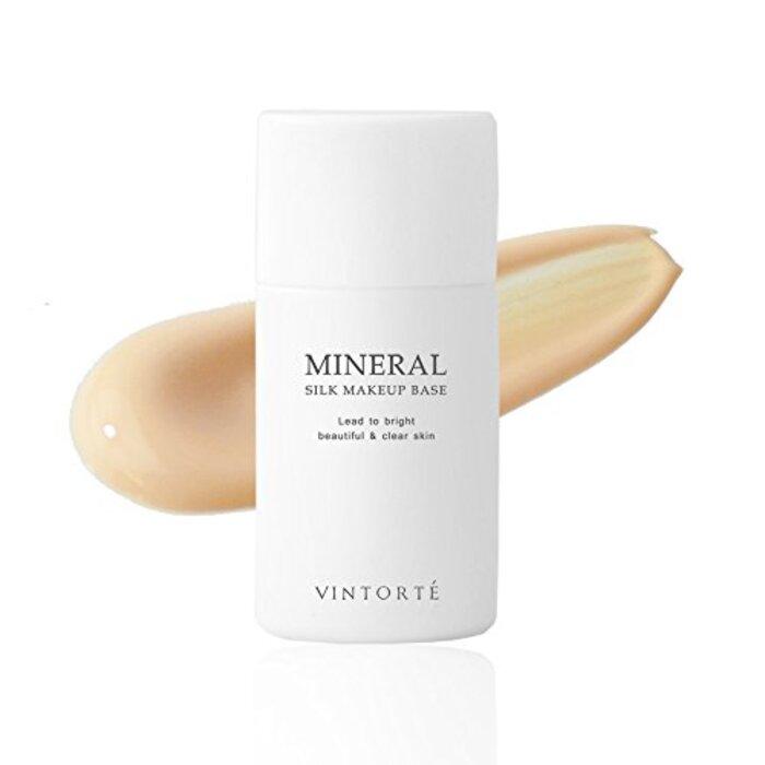 VINTORTE ミネラル シルク メイクアップベース