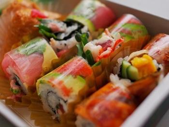 大人の差し入れ&手土産に。味と見た目も上品な「かわいいお寿司」