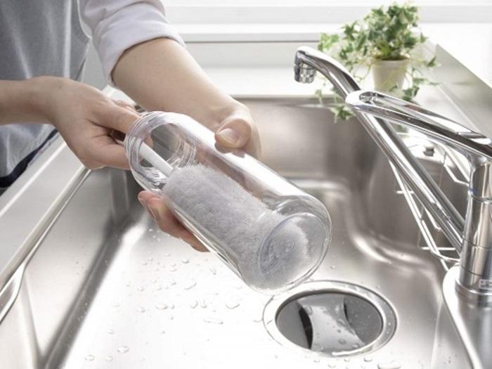 サンコー びっくりフレッシュマグボトル洗い