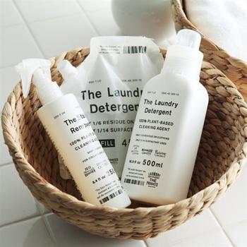 また、パイプの詰まりやニオイにも効果が期待できます。洗剤と水を1:4の割合で薄めると、掃除用洗剤にも◎バスルームやトイレなどのクリーニングに一役買ってくれるアイテムです。