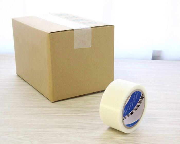 寺岡製作所  包装用 P-カットテープ 50mm×25m No.4102 透明