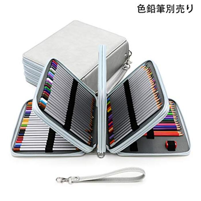 Sumnacon 160本入れ 色鉛筆ケース