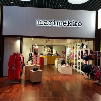 「marimekko(マリメッコ)」や「skagen(スカーゲン)」など北欧雑貨店なども多く、北欧好きにはたまらないショップのラインナップ!お買い物をたっぷりお楽しみいただけます♪