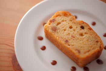 ベジパウンドケーキや京豆腐のケーキなど、植物性の食材だけを使い、バターや卵などを使わないおしゃれで美味しいスイーツもおすすめです。