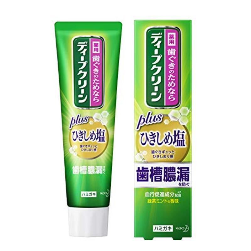 ディープクリーン 薬用ハミガキ ひきしめ塩タイプ  100g [医薬部外品]