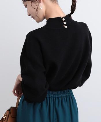 こころくすぐる洋服のアクセント♪「ボタン」が可愛いアイテム&コーデ
