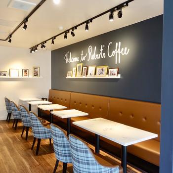 フィンランド国内ではもちろんのこと、北欧でも屈指のコーヒーチェーン店となった「ロバーツコーヒー」。フィンランドのコーヒーの特徴であるフルーティーさをしっかりと味わうことができます。