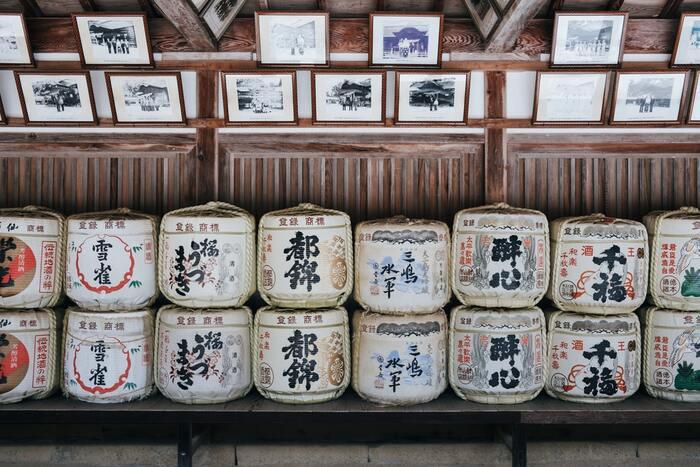 「日本酒」にまつわる大人のひとり旅。酒造・酒蔵巡りと美味しいごはん