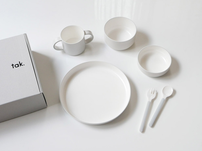 Made in Japan Japan Brand Very Cute MIKIHOUSE First Table Ware Set