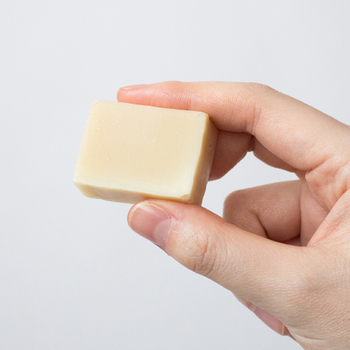 さらに、この「サンヴィクトワール」の魅力は、使いやすい5種類のセットになっている点。  それぞれがまるでひとかけらのバターほどの大きさで、気軽に使い比べながら、自分だけのお気に入りを見つけてもらえるはずです。