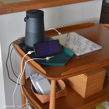 """「USB家電」ならではの二大メリット・・・ ① パソコンのUSB差込口や、スマホの充電で役立つモバイルバッテリーなどからの電源供給・充電が可能。 ② 携帯しやすいコンパクトな形状。 をしっかりいかせるような家電をセレクトしました。  新しい年を迎えて「今年こそ美容に力を注ぎたい!」「いつでもご機嫌をキープしたい!」というあなたのバッグに携帯すれば、""""キレイの秘密兵器""""として活躍してくれますよ*"""