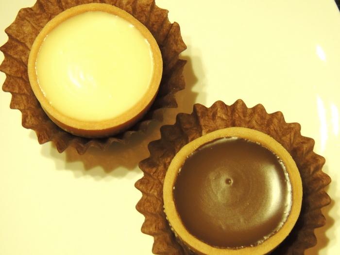 そのほかにもエクレア、ちょっぴりビターな生チョコソフトクリームなど・・・チョコ好きにはたまらないメニューが勢揃い。  焼き菓子系は、ぜひ焼き上がり時間にあわせて足を運んでみてくださいね。