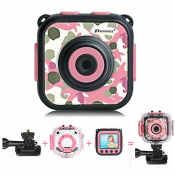 キッズカメラとはいえ画質や機能性は本格的なので、大人が使ってももちろんOK!お子さまが赤ちゃんのうちは大人で、少し大きくなってからはお子さまにいかがでしょうか?長く楽しめるので、絶対に喜んでもらえること間違いなしです。