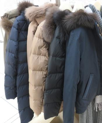 ロングコートやジャケット、ベストなど、アイテムや素材によっても料金が大きく変わります。不安な時には、お店で先に見積もりをしてもらうと安心ですね。