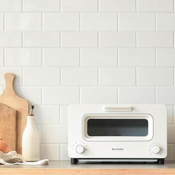 ハイセンスで高機能な家電を世に送り出し続ける、日本のプロダクトメーカー「BALMUDA(バルミューダ)」のThe Toaster。