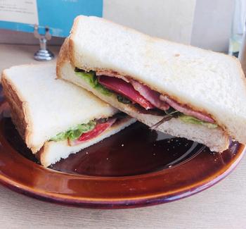 そのほか、サンドイッチやスコーンのセット、チーズケーキなども*  どれも美味しいと評判で、代々木公園の散策後、少し小腹をすかせてからお店に立ち寄ってみるのもいいですね。