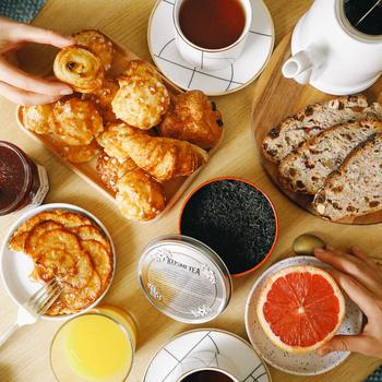 可愛い缶と、美味しい紅茶。パリで人気の紅茶ブランド「クスミティー(KUSMI TEA)」