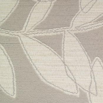 風通織とは二重織の一種で、立体感や高級感があるのが特徴です。風通織にすることでリーフ柄に美しいコントラストが生まれて、エレガントで上品な雰囲気に。高級感漂うリーフ柄のカーテンでお部屋をグレードアップさせてみませんか?