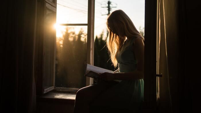 自分らしく生きる。女性のための読書入門
