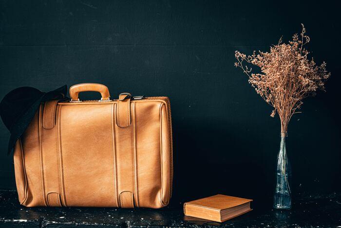 どっちがお好み?沢山入れたい「大きめバッグ」or 持たないさんの「小さめバッグ」