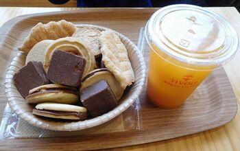 心ゆくまでクッキーが食べられるなんて、夢のよう♪思わず笑みがこぼれますね。