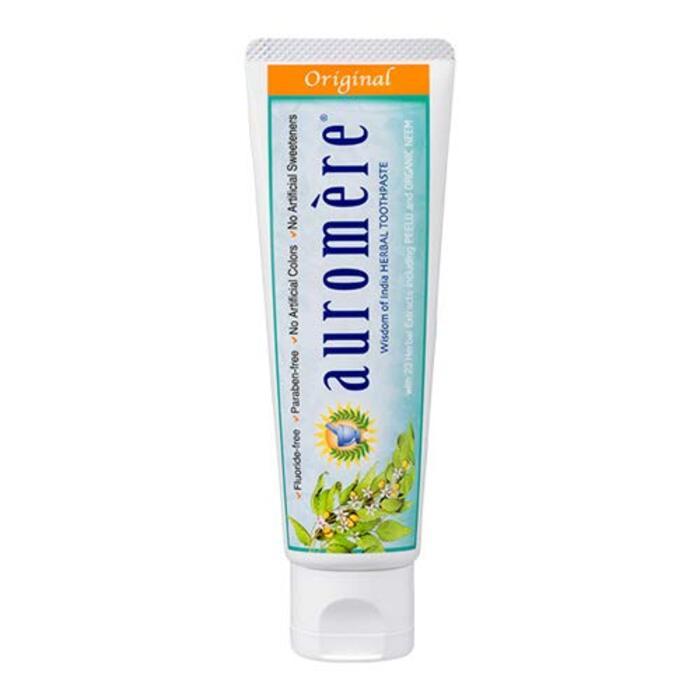オーロメア 歯磨き粉 オリジナル 70g