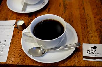 今回は、ゆったりとくつろぎの時間が流れるカフェを、個性的からお洒落まで幅広くご紹介します。ぜひ気になったお店をチェックしてみてくださいね。  画像/珈琲の店 Paris COFFEE(渋谷区道玄坂)