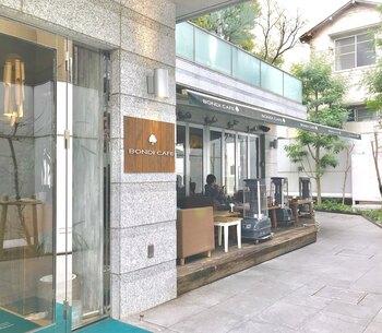 広尾 ボンダイ カフェ