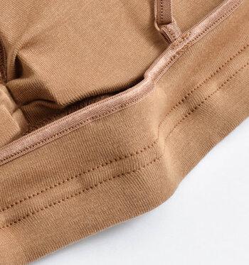 上質な下着は「縫製」がしっかりしています。型崩れやよれにくく、結果的に長持ちしコスパが良いということになります。