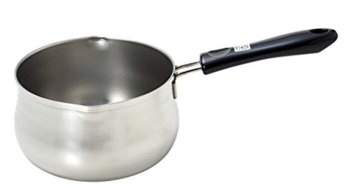 パール金属 ミルクパン 14cm