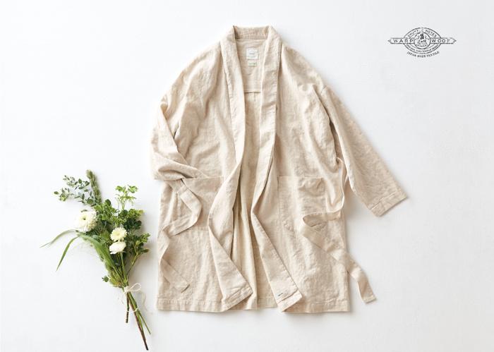 """「何を着れば良いのかわからない」季節に。""""春の羽織り""""で着こなしアップデート計画"""
