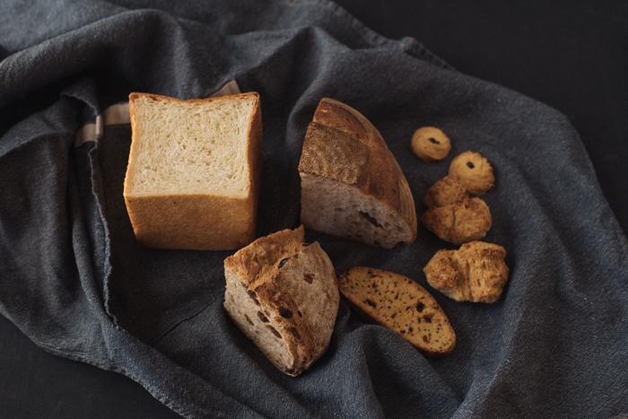 いつ、どんなパンが届くのかと待つというのもなんだかワクワクしますよね♪ 食卓にサプライズが加わるフードロスアクティビティです。