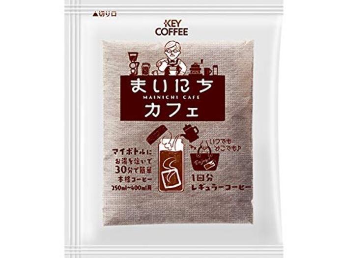キーコーヒー コーヒーバッグ まいにちカフェ