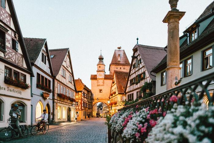 物語の景色広がる【ドイツ】を観光*地域別おすすめ名所&グルメ案内