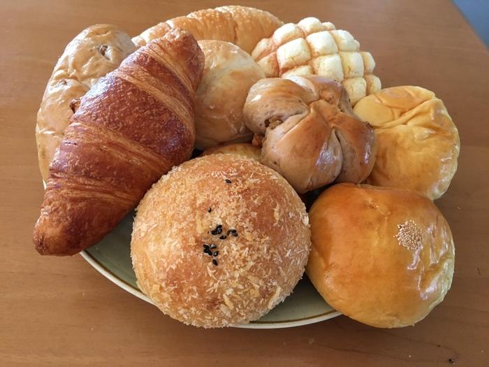 あれもこれも食べたい!色んな味を楽しめる【大阪のおいしいパン屋さん】