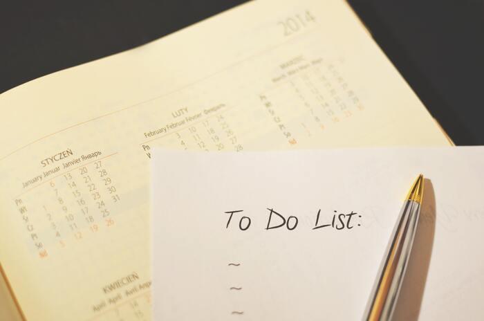 引っ越しが決まったら。手続き・準備etc.やることチェックリスト