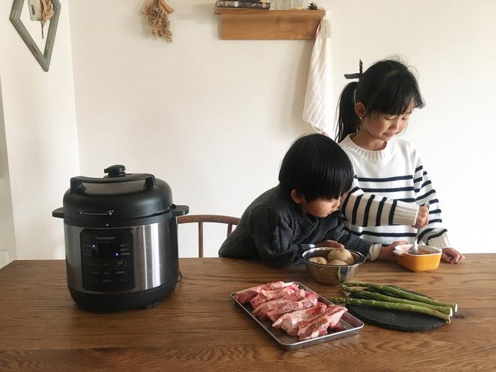 「あと一品」がササっと作れる。料理上手に近づく、おすすめ時短家電