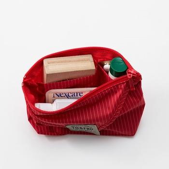 """最初から全部揃えなくても、手元にあるものから少しずつで大丈夫。自分だけの""""お守り""""をバッグに入れて、安心な毎日を過ごしてくださいね。"""