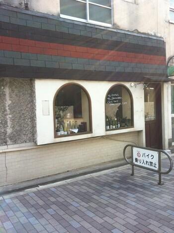 人気が高まりつつある奥渋谷のおしゃれなビストロ「SAjiYA(サジヤ)」。分かりやすい看板が無く、隠れ家的な大人のお店です。