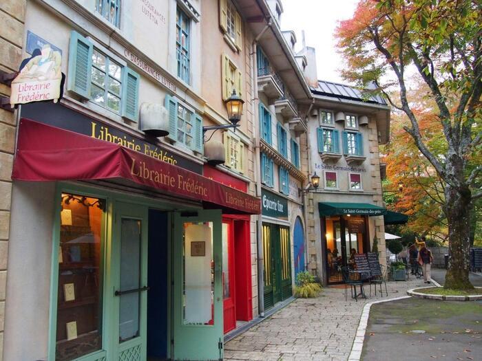 こちらは、サン=テグジュペリゆかりのフランスの街並みを再現した、飛行士通り。その他にも異国情緒あふれる建物や幼少時代を過ごしたお城、フランス式庭園など、写真が映えるスポットが盛りだくさんで、クリスマス時期にはきらびやかなイルミネーションも好評です。  ワークショップや謎解きプログラムなどもあり、小学生以降のお子様にもおすすめ。