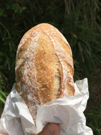 つくば市内のいちごの天然酵母を使ったパンなど、地産地消や、地元に縁がある食材のパン開発にも積極的に取り組んでいるそう。オーナー夫妻のやさしい人柄が伝わってくるようなお店に、ぜひ足を運んでみませんか?