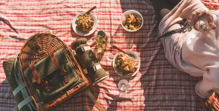 ピクニックやキャンプに連れ出したい!ちょっと大きめサイズの「保温ポット」